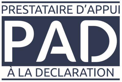 Prestataire d'appui à la déclaration - PAD