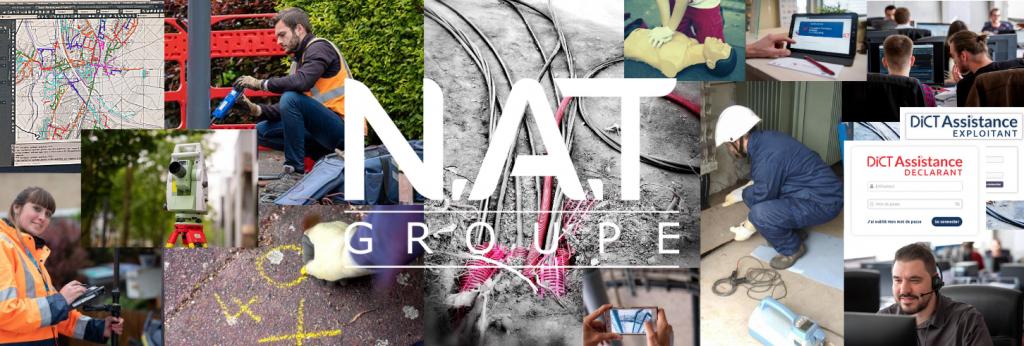 les services réseaux du Groupe NAT